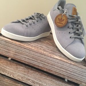 Adidas Stan Smith J - Suede